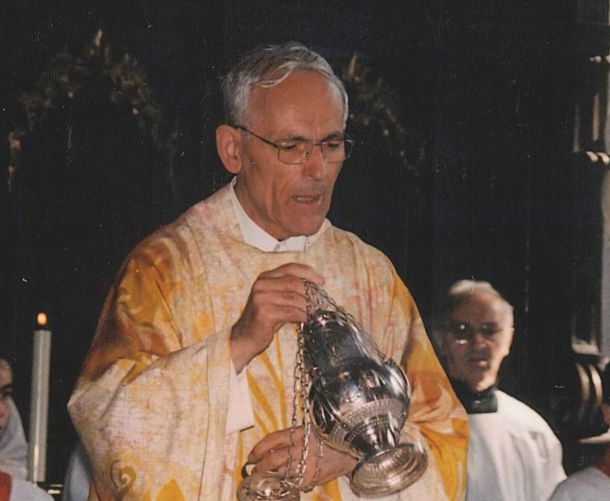 Erinnerungen an Pfarrer Josef Maier
