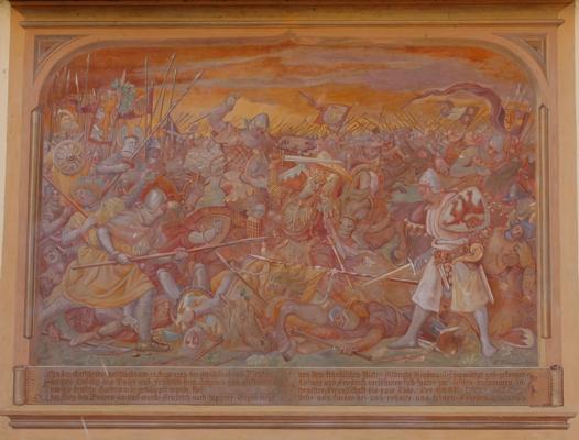 Der Weg bis zur kriegerischen Entscheidung am 28. September 1322 in den Fluren von Erharting