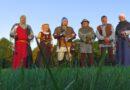 Letzte Ritterschlacht ohne Feuerwaffen auf deutschem Boden in Erharting im Jahr 1322