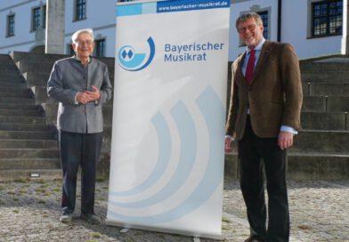 Dr. Marcel Huber ist neuer Präsident des Bayerischen Musikrates