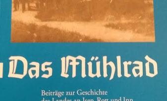 """Das neue Jahrbuch des Heimatbundes """"Das Mühlrad"""" ist da"""