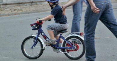 So wird der Nachwuchs fit fürs Fahrrad