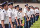 Herrmann vereidigt in Eichstätt rund 390 neue Polizistinnen und Polizisten