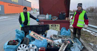 """Gemeinsam gegen den Müll – Die """"Plogging-Gruppe Mühldorf und Umgebung"""" stellt sich vor"""