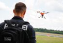 Verstärkter Einsatz von Drohnen bei der Polizei